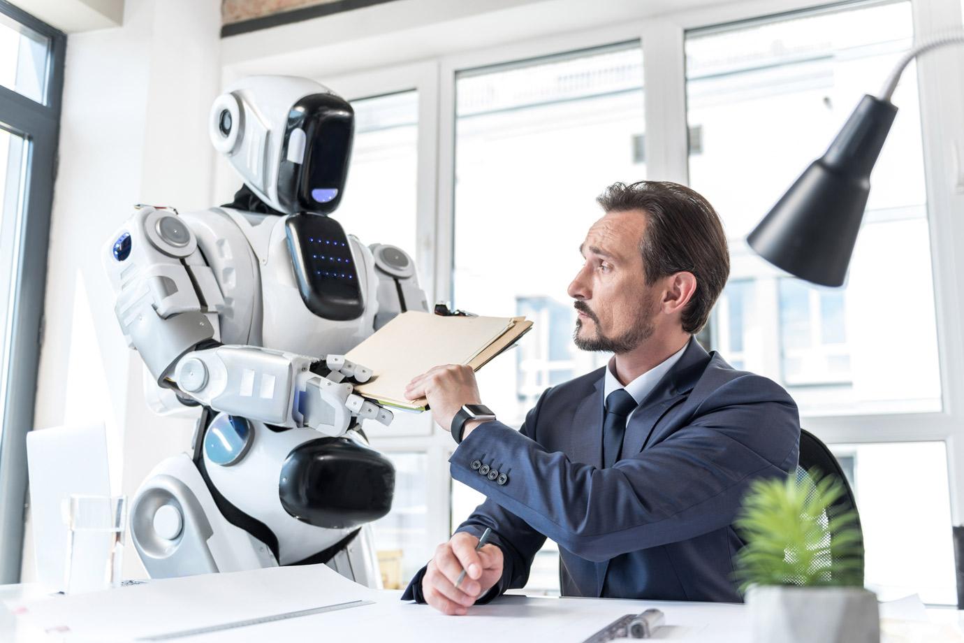 Conheça as profissões que não serão substituídas por robôs no futuro